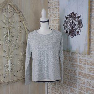❤Jane & Delancey lace scoopneck sweater